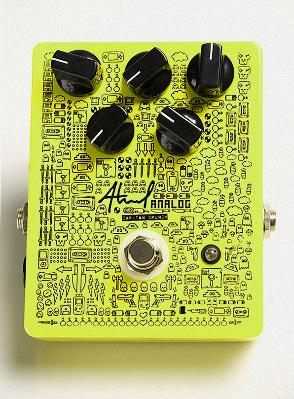 atwood analog guitar pedals